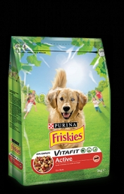 Friskies Adult Active