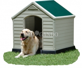 Caseta cans Keter Dog House