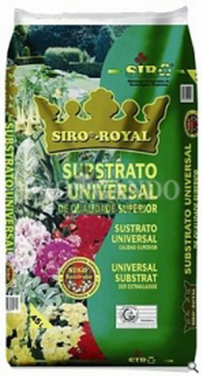Substrato SIRO Royal Universal